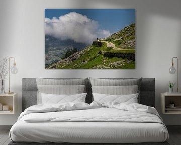 Bergpas in Picos de Europa