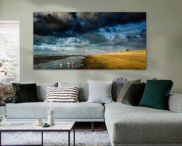 Strand van Henk Leijen