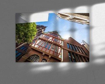 Neue Frankfurter Altstadt in Frankfurt am Main von Werner Dieterich