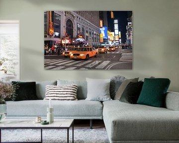 Times Square van Inge Beek