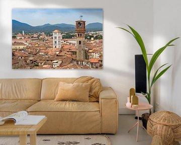 Torens van Lucca, Toscane