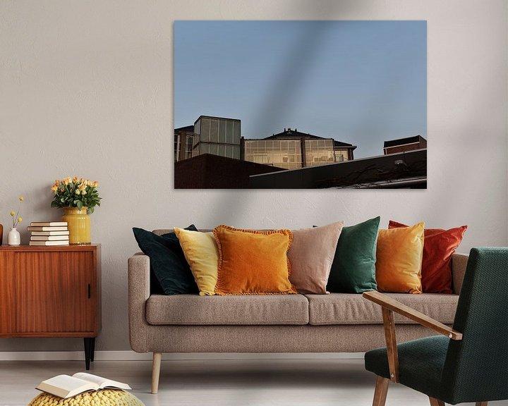Sfeerimpressie: fabriek naar woningen_best_top_0511 van H,M SOETENS