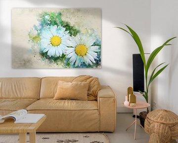 Gänseblümchen von Sharon Harthoorn