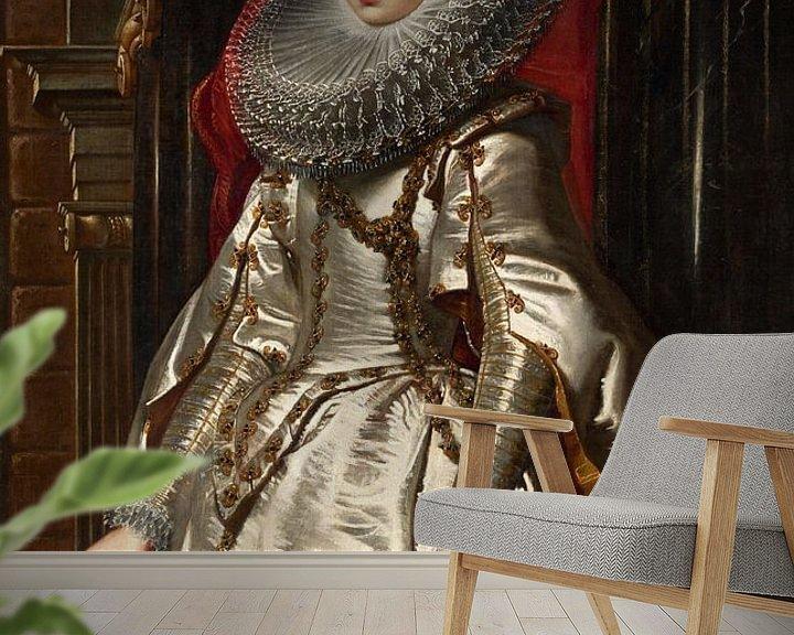 Impression: Marchesa Brigida Spinola Doria, Peter Paul Rubens.