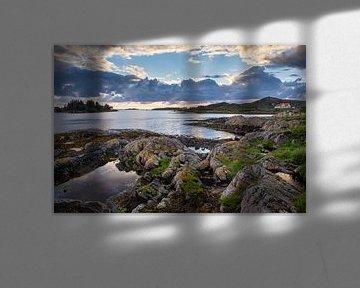 Fischereihafen Averøy