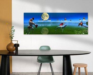 Schönes Mondkind von Terra- Creative