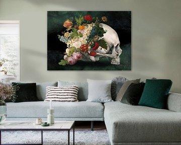 Death of the Painter von Marja van den Hurk