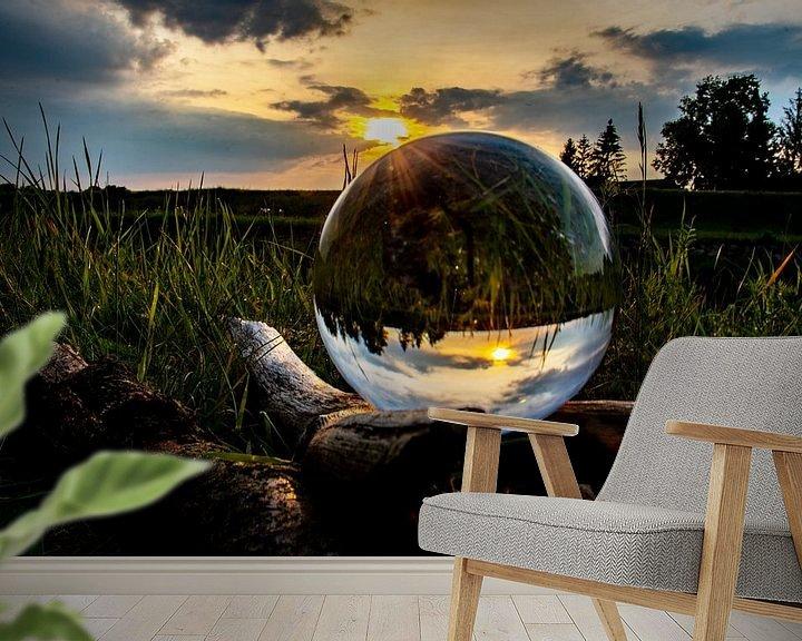 Sfeerimpressie behang: Magic of Nature van Patrick Boonstra