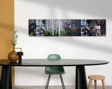 Der Wald erwacht von Terra- Creative
