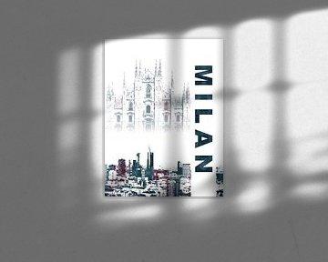 Mailand von Printed Artings