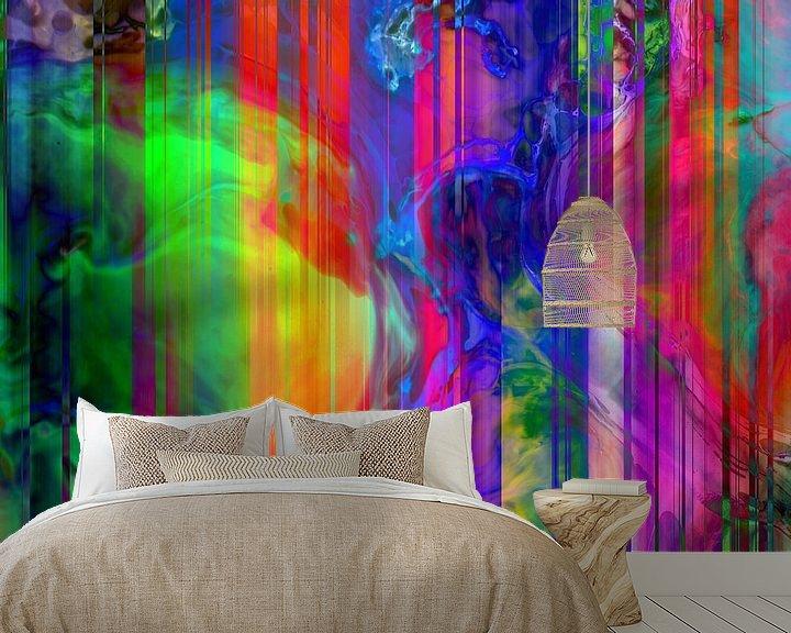 Beispiel fototapete: Abstrakt Liquid two von PictureWork - Digital artist