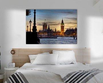 Echt Londen! van David Bleeker