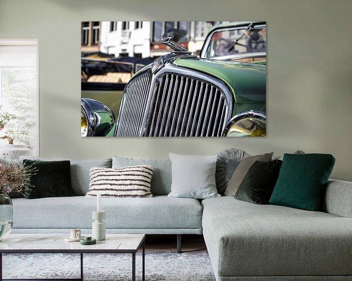 Beispiel: Renault Oldtimer von Stijn Cleynhens