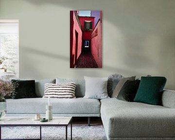 farbige Häuser von Ard Edsjin