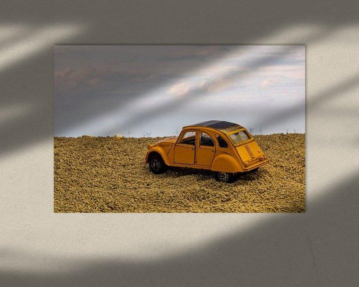 Beispiel: Ein dummes Spielzeugauto. von Anjo ten Kate