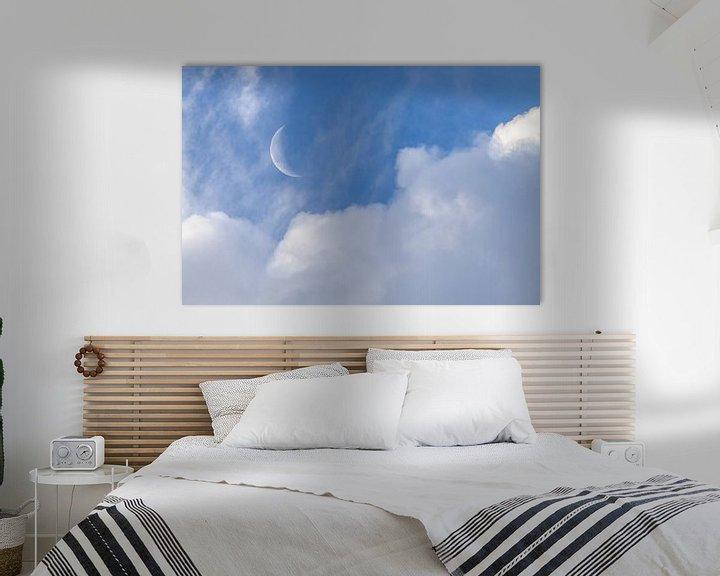 Sfeerimpressie: Between the clouds van Luuk Belgers