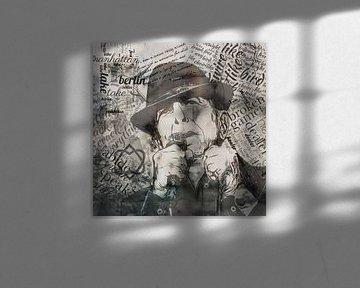 Leonard Cohen van Yolanda Bruggeman