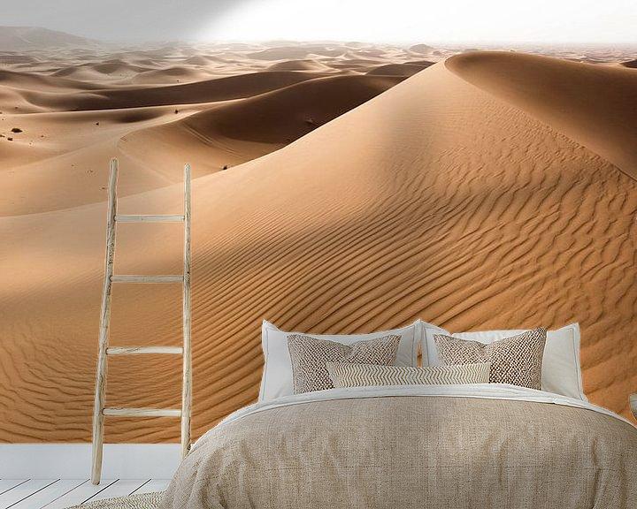 Beispiel fototapete: Sahara °10 von Jesse Barendregt