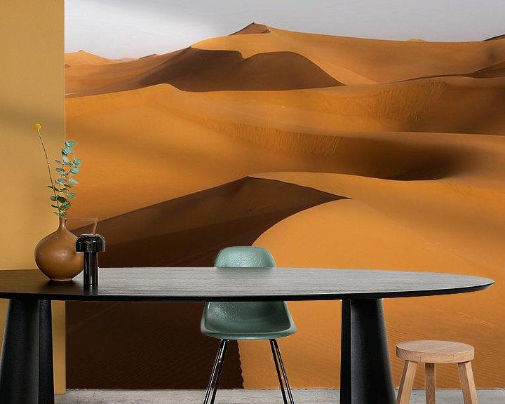 Beispiel fototapete: Sahara °11 von Jesse Barendregt