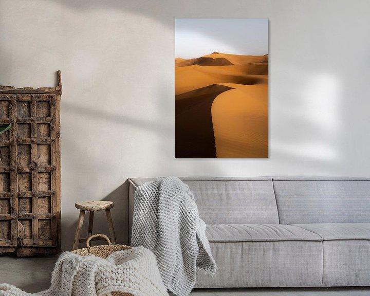 Beispiel: Sahara °11 von Jesse Barendregt