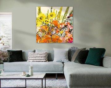 Tendenz zu Orange von Henk van Os