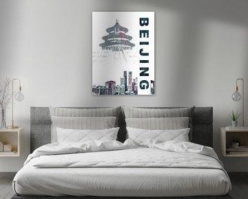 Peking von Printed Artings