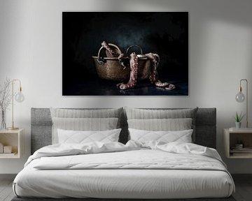 Octopus van Anoeska Vermeij Fotografie
