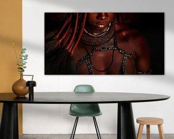 Himba juwelen van Joris Pannemans - Loris Photography