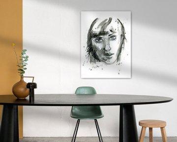 Offene Ansicht von ART Eva Maria