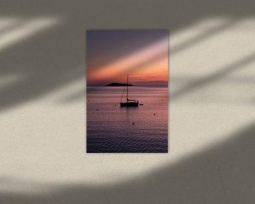 Lever de soleil au paradis sur Nina Rotim