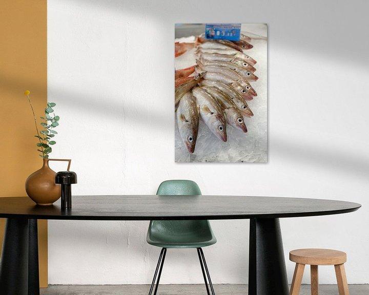 Sfeerimpressie: Verse vis op de markt van Mark Bolijn