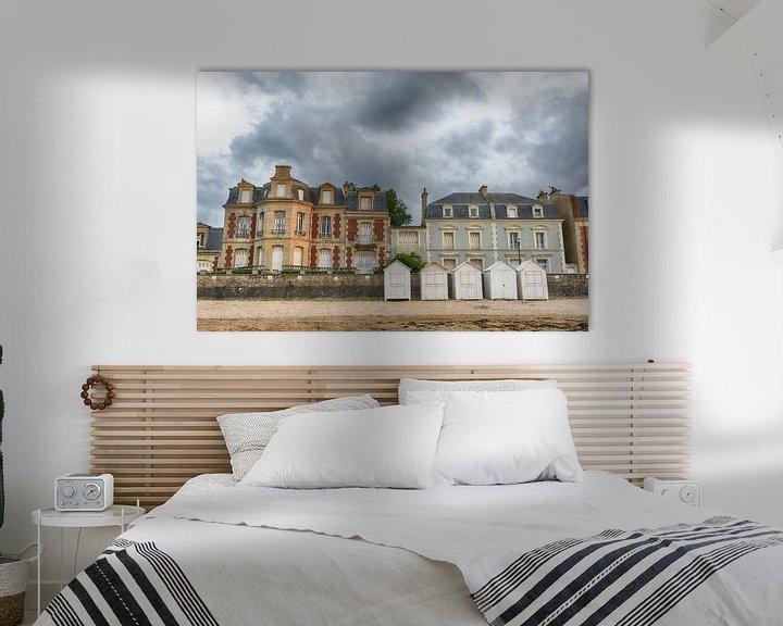 Beispiel: Strandhäuser in Frankreich von Mark Bolijn