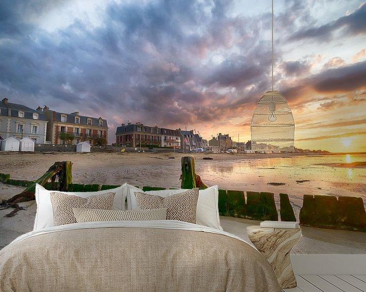 Beispiel fototapete: Sonne, Meer und Strand von Mark Bolijn