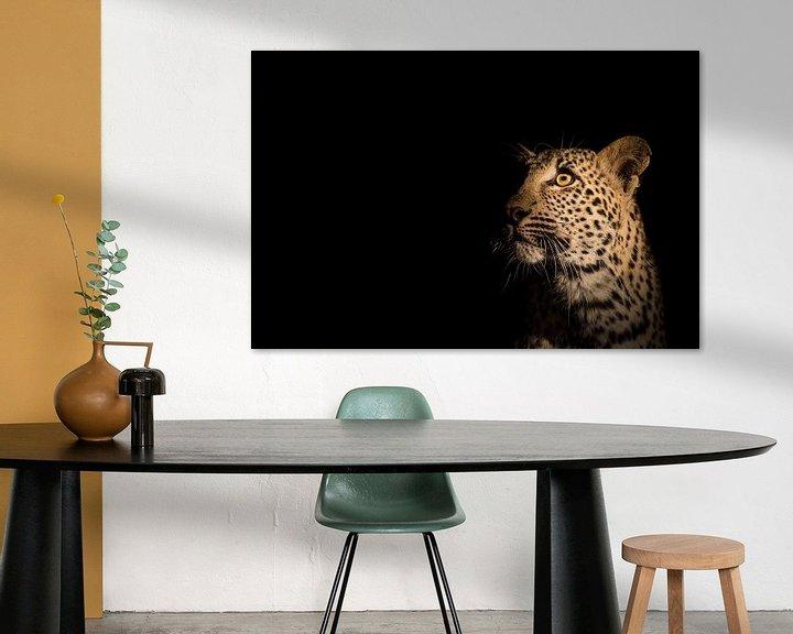 Sfeerimpressie: Luipaard portret van Richard Guijt Photography