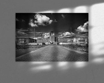 Radio Kootwijk; vooraanzicht van Jelte Bosma