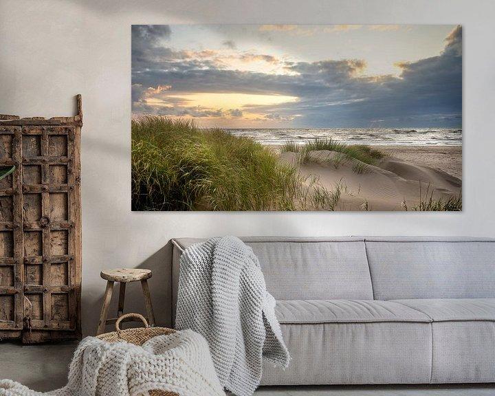 Beispiel: Dünen von Petten aan Zee (Nordsee) von Martijn van Dellen