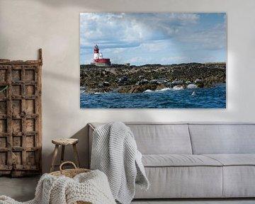 Longstone Lighthouse, Angleterre sur Marian Sintemaartensdijk