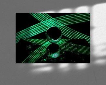 Schilderen met licht 7 van Erik Veltink