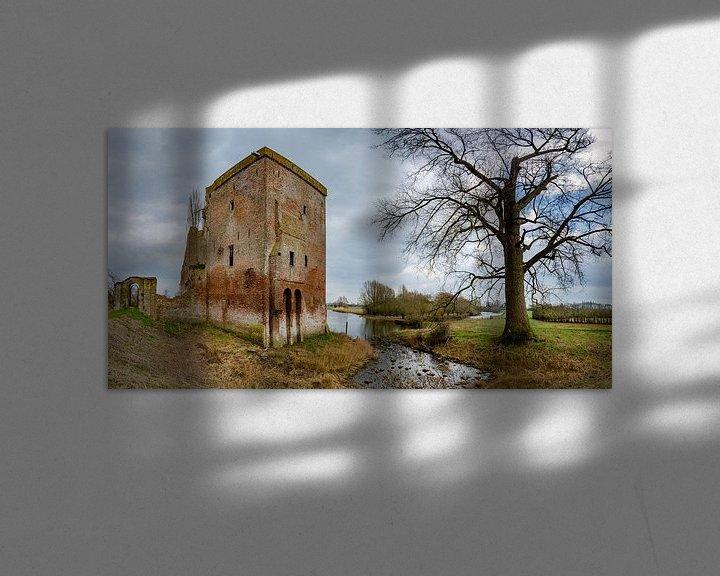 Beispiel: Ruinen Nijendijk von Marcel Pietersen