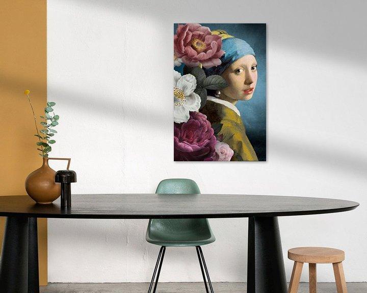 Beispiel: Of Pearls and Roses von Marja van den Hurk