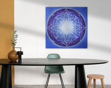 Mandala_Kristal van Atelier Zerah
