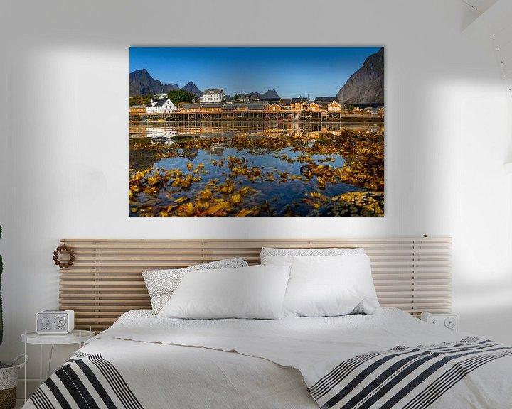 Sfeerimpressie: Sakrisøy op de Lofoten van Hamperium Photography