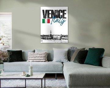 Venedig Italien von Printed Artings