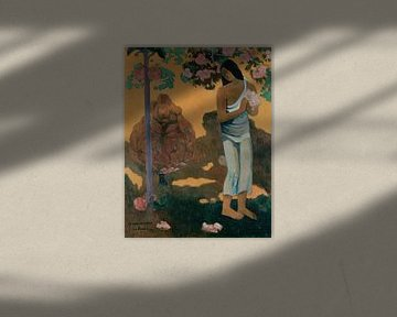 Maand van Maria (Te avae no Maria), Paul Gauguin
