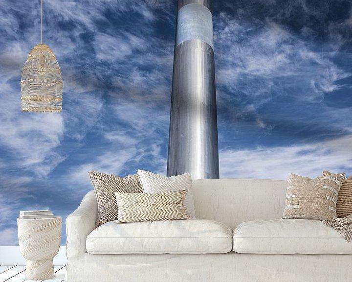 Sfeerimpressie behang: Omhoog van Wouter van Rheenen