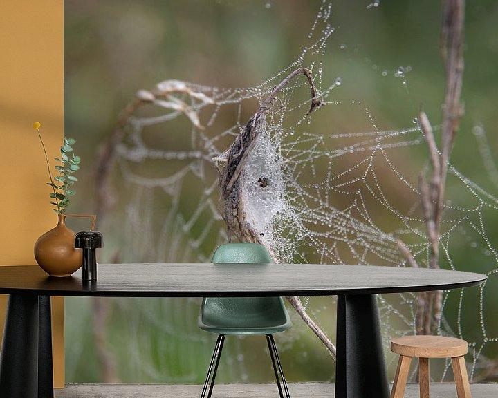 Sfeerimpressie behang: Cocon van Wouter van Rheenen