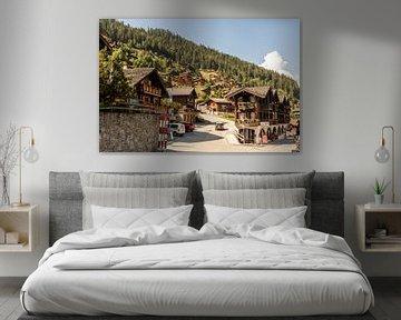 Grimentz, Schweiz