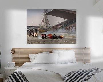 Max Verstappen demo Circuit Zandvoort 2019