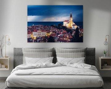 Piran (Slowenien) von Alexander Voss