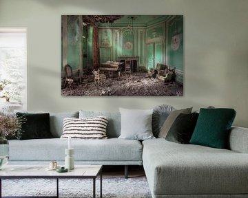 Der große Salon Urbex von Olivier Photography